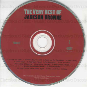 Jackson Browne : The very best of