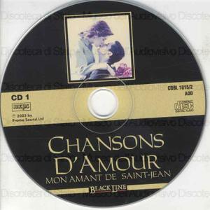 Chansons d''''amour : Mon amant de Saint-Jean / Edith Piaf, Yves Montand, Charles Trenet ...[et al.]