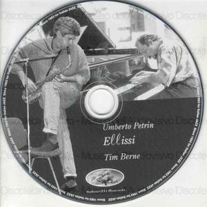 Elissi / Umberto Petrin ; Tim Berne