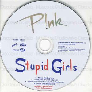 Stupid girls / Pink