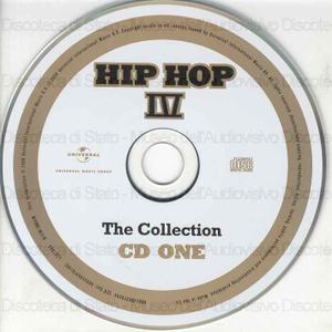 Hip hop IV : The Collection / The Black Eyed Peas, Mariah Carey, Kanye West ... [et al.]