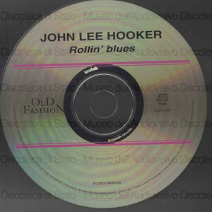 Rolling blues / John Lee Hooker
