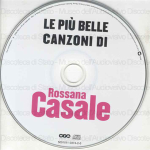 Rossana Casale : Le piu'' belle canzoni di / Rossana Casale