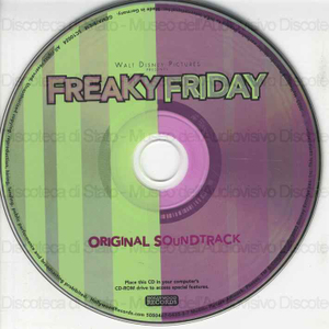 Freaky friday : original soundtrack / music by Rolf Kent