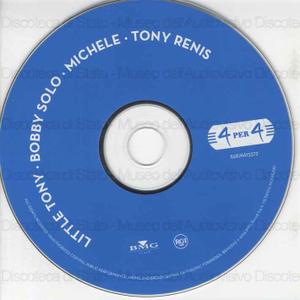 Little Tony, Bobby Solo, Michele, Tony Renis