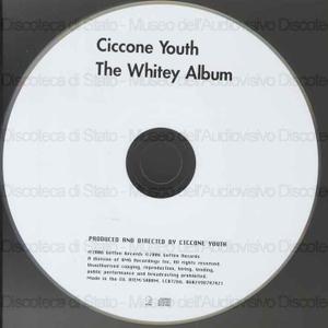 The Whitey album / Ciccone Youth