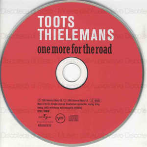 One more for the road / Toots Thielemans
