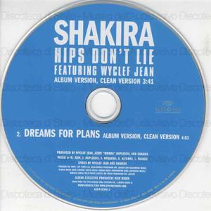 Hips don''''t lie / Shakira