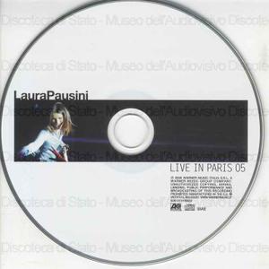 Live in Paris 05 / Laura Pausini