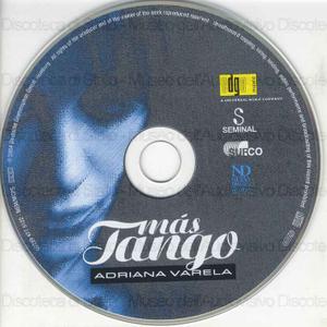 Mas Tango / Adriana Varela