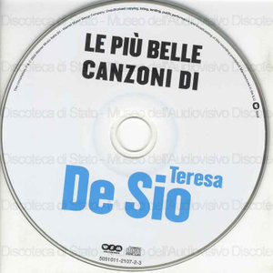 Teresa De Sio : Le piu'' belle canzoni di / Teresa De Sio
