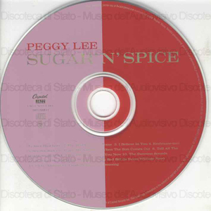 Sugar''''n'''' Spice / Peggy Lee