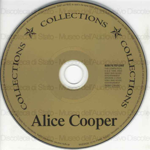 Alice Cooper ; Collections / Alice Cooper