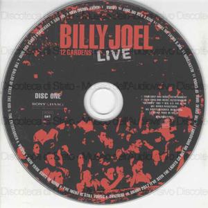 12 Gardens Live / Billy Joel