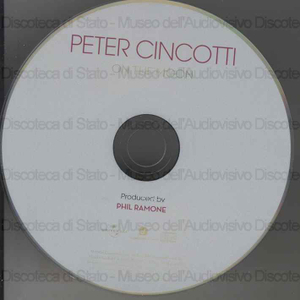 On the moon / Peter Cincotti