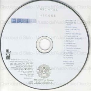 Pure Michael Hedges / Michael Hedges