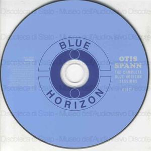 Otis Spann ; The complete Blue Horizon Sessions