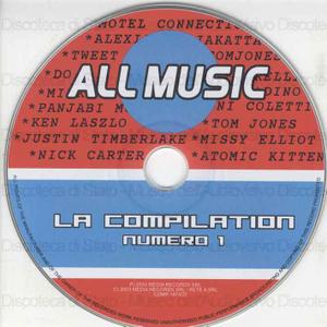 All music : la compilation numero 1 / Atomic Kitten, Tom Jones, Tweet ... [et al.]