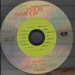 Nana swings : live at jazzooen festival / Nana Mouskouri