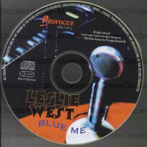 Blue me / Leslie West