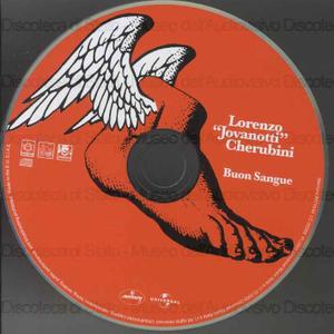 "Buon sangue / Lorenzo ""Jovanotti"" Cherubini"