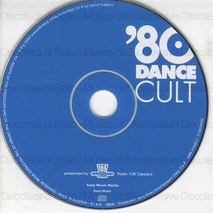 80 dance cult / Deodato, Donald Byrd, Jerry Knight ... [et al.]