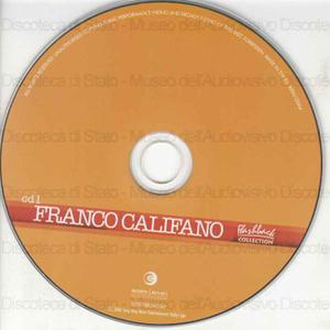 Franco Califano ; Flashback Collection / Franco Califano