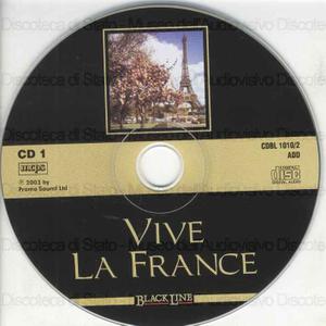 Vive la France / Edith Piaf, Yves Montand, Charles Trenet, ...[et al.]