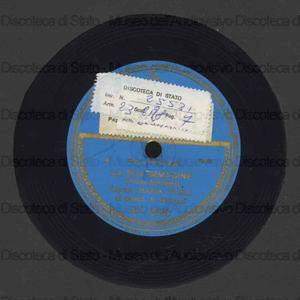 La sua immagine .La pescatrice = Die Fischerin / Franz Schubert ; Maria Vitale, soprano ; Antonio Beltrami, pianoforte