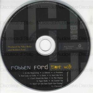 Tiger walk / Robben Ford