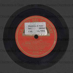 La boheme / Puccini ; Victor Orchestra diretta da Cellini ; Di Stefano Giuseppe, Albanese Licia, Warren Leonard [et al]..