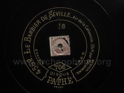 Le Barbier de Séville ; air de la calomnie - la calumnia è un venticello