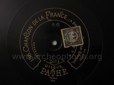 Chanson de la France