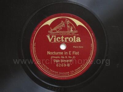 Nocturne in E flat, op.9, n°2