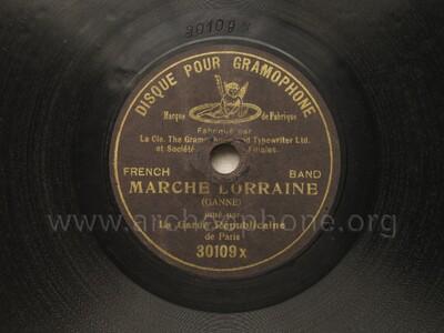 Marche Lorraine