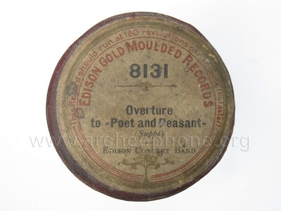 Poète et Paysan ; ouverture - Poet and Peasant Overture - Dichter und Bauer Overture