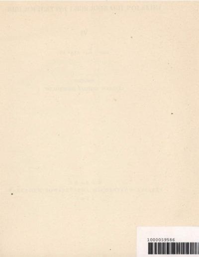 Bibljografja Bibljofilstwa i Bibljografji Polskiej za lata 1921 i 1922