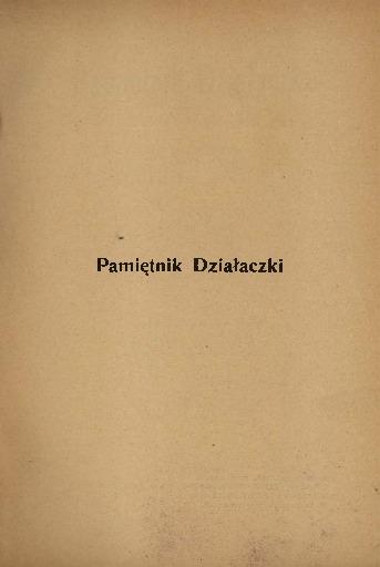 Pamiętnik Działaczki : lata dojrzewania. Cz. 2