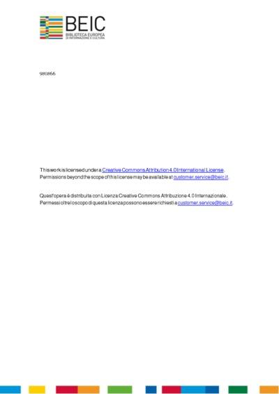 Risposta del conte cavaliere Agostino Litta alle brevi riflessioni del sig. ingegnere Dionigi Maria Ferrario e Piano di naturale spurgo della fossa interiore della città coll'uso dell'acque liberamente correnti proposto...