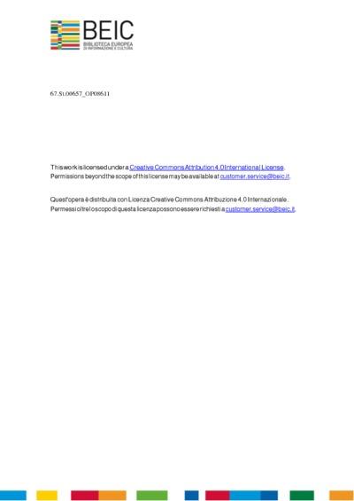 Capitoli e regole per il buon governo in avvenire della Comunità di Gazeniga estesi e stabilite dall'Ill.mo et Eccell.mo Sig.r Alvise Contarini 2. Capitanio v. Podestà di Bergamo