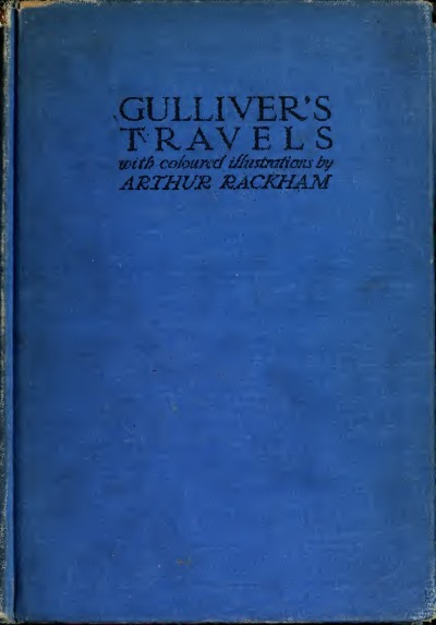 Gulliver's Travels into severale remote nations of the world