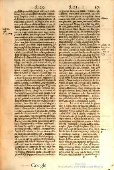 Prediche dette nel Palazzo Apostolico da Gio. Paolo Oliua della Compagnia di Giesu ..