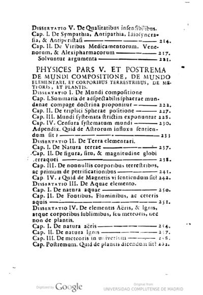 Elementa recentioris philosophiae Volumen primum ... ad usum scholaris juventus ..