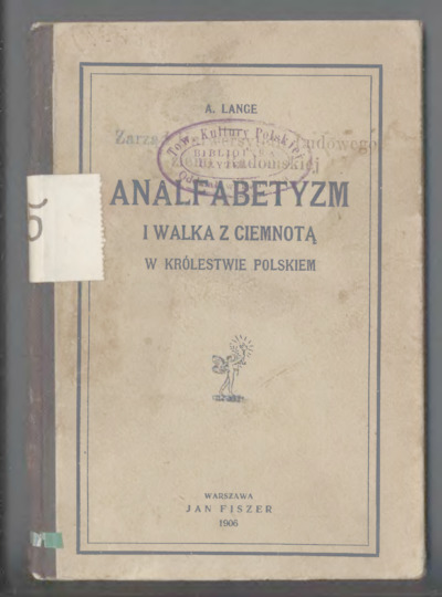 Analfabetyzm i walka z ciemnotą w Królestwie Polskiem