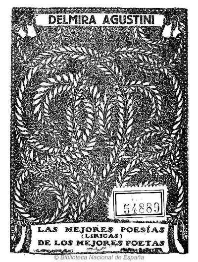 Delmira Agustini [Texto impreso]