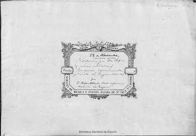 Nocturno para dos arpas y piano (ad libitum)