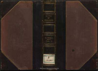 Life of Field-Marshal his grace the Duke of Wellington [Texto impreso]