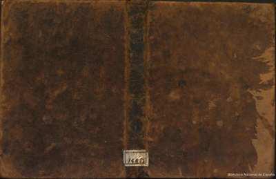 La conquista de Ribera y El gobierno más tirano [Manuscrito] :]trágica comedia. Emp.: Este es Daniel Kapoar (h. 4)... Fin.: logró con nuestro dinero (h. 117v)