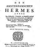 Den Amsterdamschen Hermes
