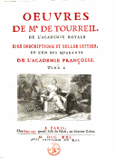 Oeuvres de Monsieur de Tourreil